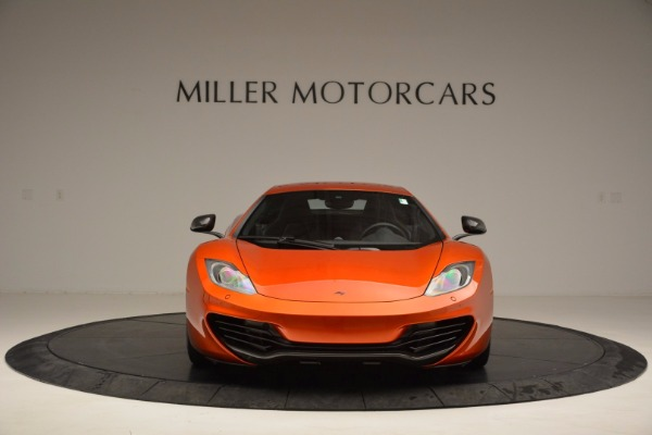 Used 2012 McLaren MP4-12C for sale Sold at Bentley Greenwich in Greenwich CT 06830 12