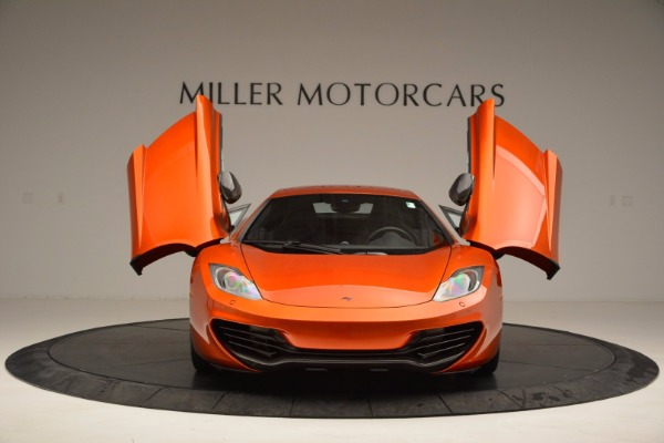 Used 2012 McLaren MP4-12C for sale Sold at Bentley Greenwich in Greenwich CT 06830 13