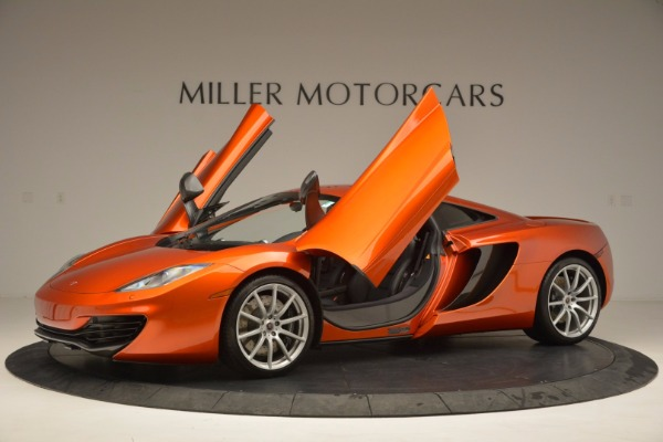 Used 2012 McLaren MP4-12C for sale Sold at Bentley Greenwich in Greenwich CT 06830 14