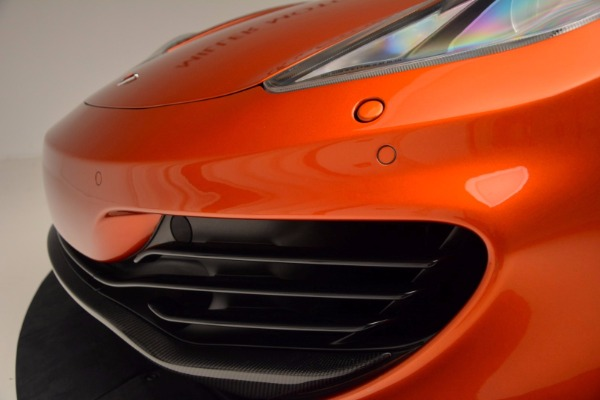 Used 2012 McLaren MP4-12C for sale Sold at Bentley Greenwich in Greenwich CT 06830 16