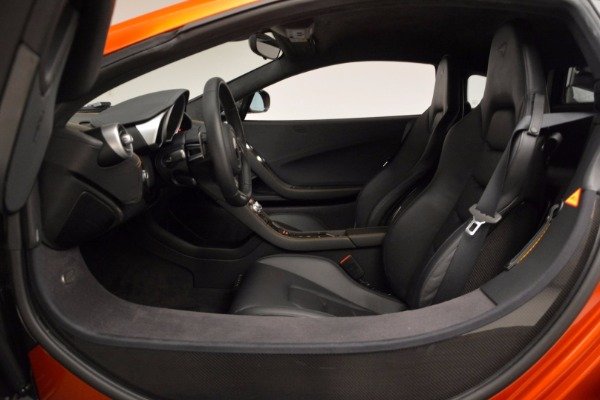 Used 2012 McLaren MP4-12C for sale Sold at Bentley Greenwich in Greenwich CT 06830 22