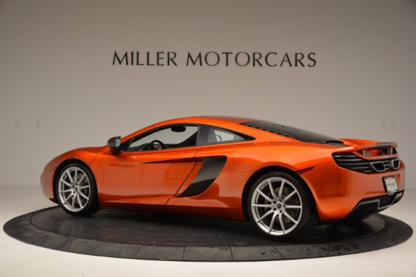 Used 2012 McLaren MP4-12C for sale Sold at Bentley Greenwich in Greenwich CT 06830 4