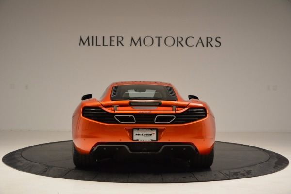 Used 2012 McLaren MP4-12C for sale Sold at Bentley Greenwich in Greenwich CT 06830 6
