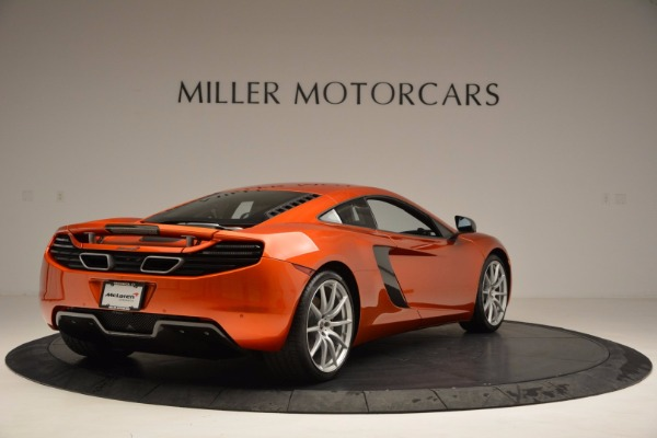 Used 2012 McLaren MP4-12C for sale Sold at Bentley Greenwich in Greenwich CT 06830 7