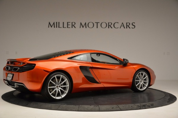 Used 2012 McLaren MP4-12C for sale Sold at Bentley Greenwich in Greenwich CT 06830 8