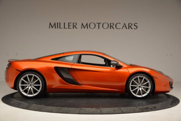 Used 2012 McLaren MP4-12C for sale Sold at Bentley Greenwich in Greenwich CT 06830 9