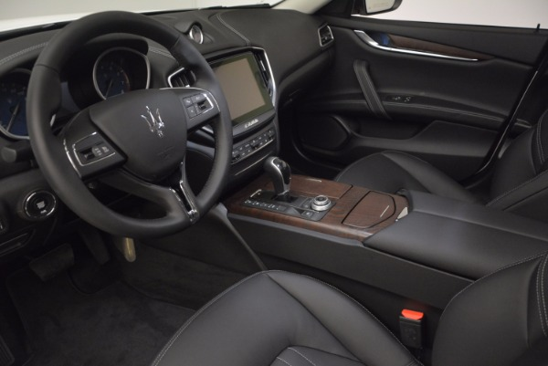 New 2017 Maserati Ghibli SQ4 for sale Sold at Bentley Greenwich in Greenwich CT 06830 13