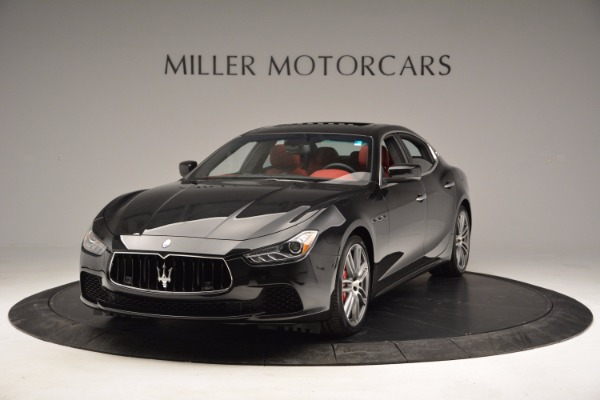 New 2017 Maserati Ghibli S Q4 for sale Sold at Bentley Greenwich in Greenwich CT 06830 16