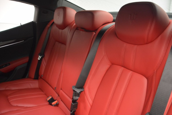 New 2017 Maserati Ghibli S Q4 for sale Sold at Bentley Greenwich in Greenwich CT 06830 26