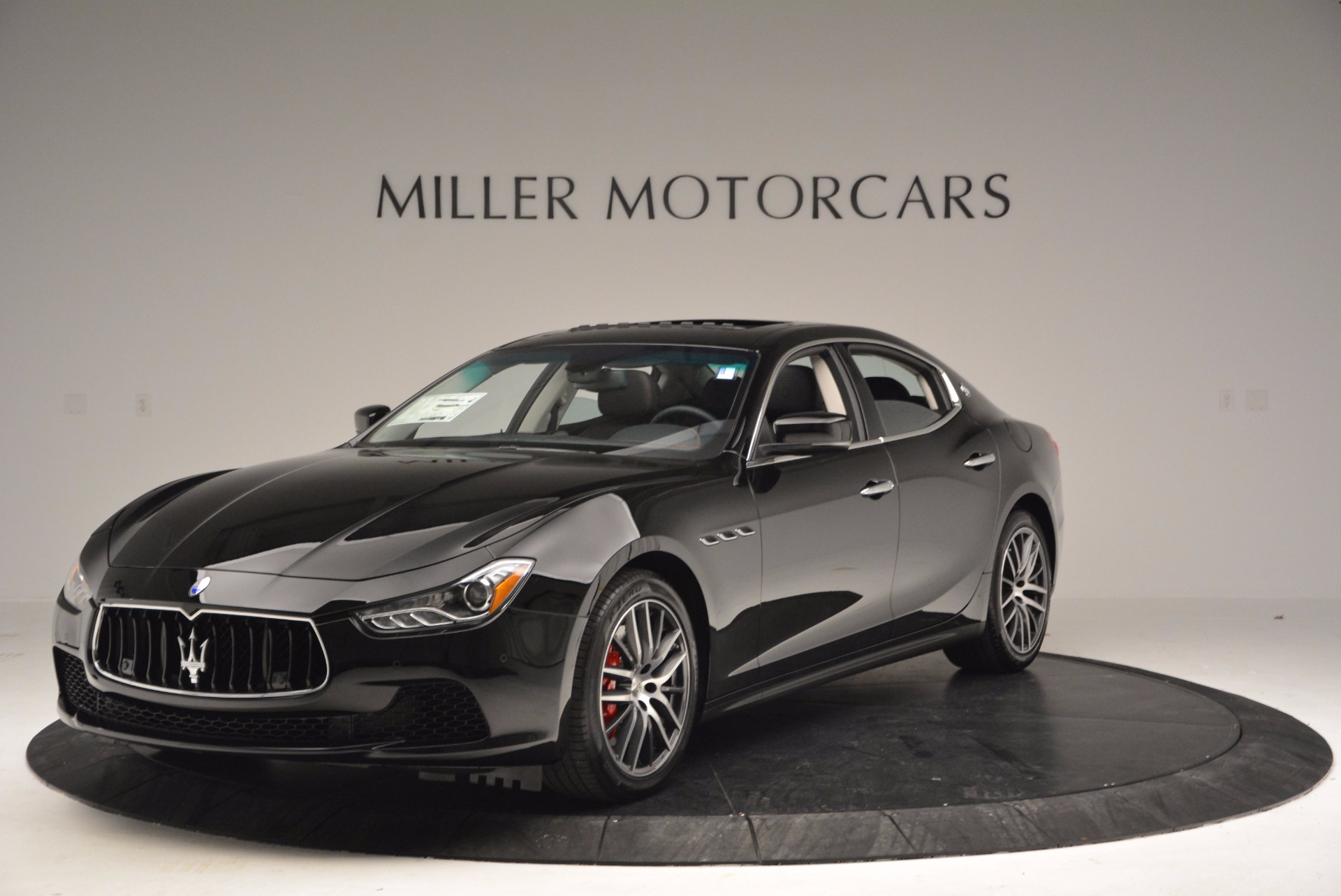 New 2017 Maserati Ghibli S Q4 for sale Sold at Bentley Greenwich in Greenwich CT 06830 1