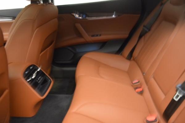 New 2017 Maserati Quattroporte S Q4 for sale Sold at Bentley Greenwich in Greenwich CT 06830 18