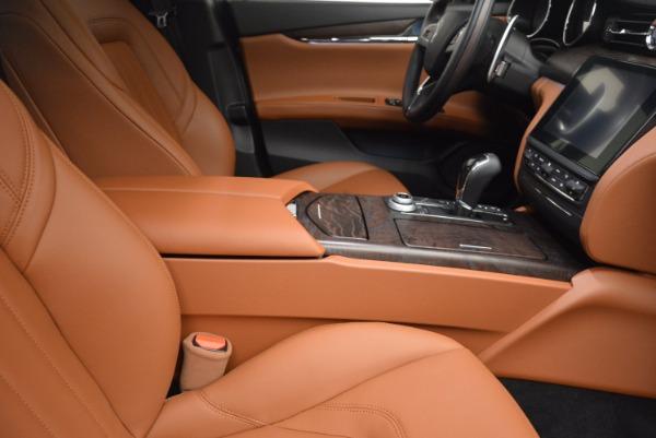 New 2017 Maserati Quattroporte S Q4 for sale Sold at Bentley Greenwich in Greenwich CT 06830 21