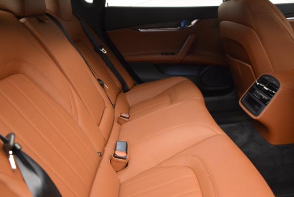 New 2017 Maserati Quattroporte S Q4 for sale Sold at Bentley Greenwich in Greenwich CT 06830 24