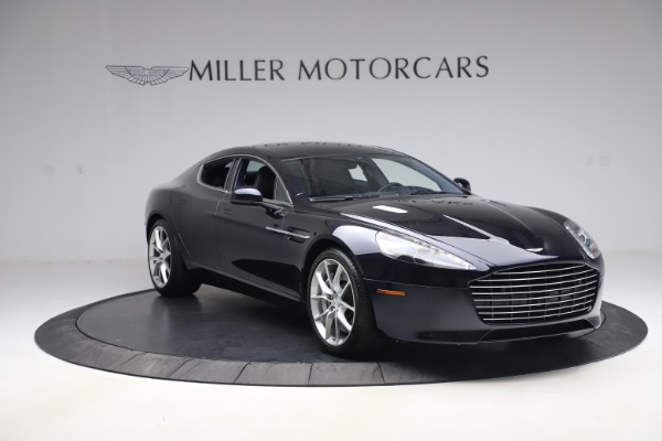 New 2016 Aston Martin Rapide S Base for sale Sold at Bentley Greenwich in Greenwich CT 06830 10