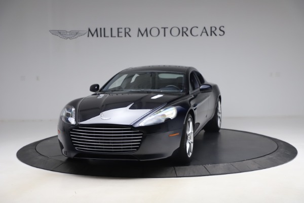Used 2016 Aston Martin Rapide S Sedan for sale $123,900 at Bentley Greenwich in Greenwich CT 06830 12