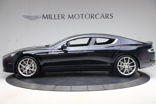 New 2016 Aston Martin Rapide S Base for sale Sold at Bentley Greenwich in Greenwich CT 06830 2