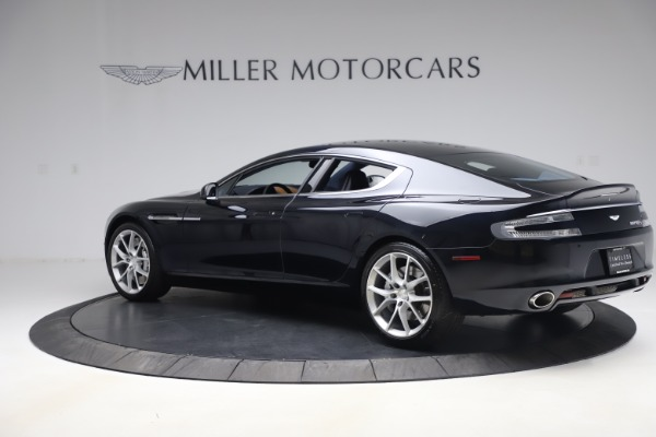 New 2016 Aston Martin Rapide S Base for sale Sold at Bentley Greenwich in Greenwich CT 06830 3