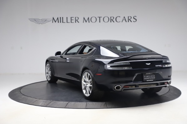 Used 2016 Aston Martin Rapide S Sedan for sale $123,900 at Bentley Greenwich in Greenwich CT 06830 4
