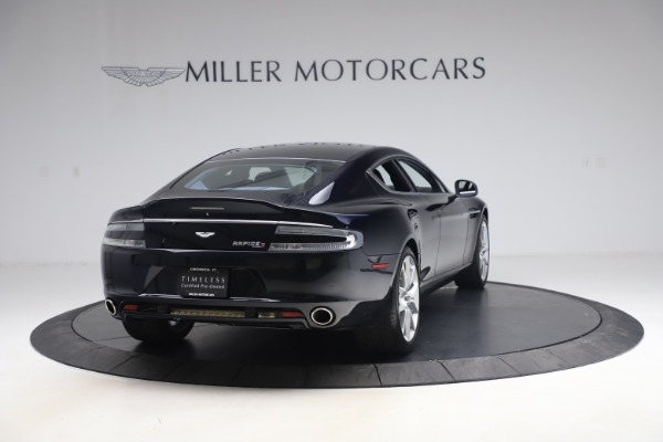 New 2016 Aston Martin Rapide S Base for sale Sold at Bentley Greenwich in Greenwich CT 06830 6