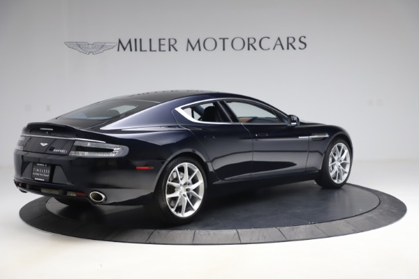 Used 2016 Aston Martin Rapide S Sedan for sale $123,900 at Bentley Greenwich in Greenwich CT 06830 7