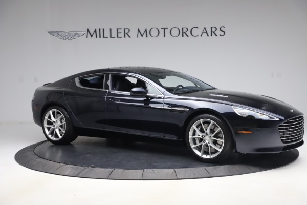 New 2016 Aston Martin Rapide S Base for sale Sold at Bentley Greenwich in Greenwich CT 06830 8