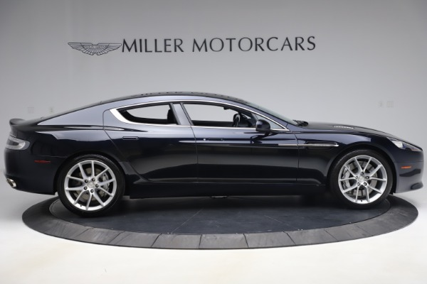 Used 2016 Aston Martin Rapide S Sedan for sale $123,900 at Bentley Greenwich in Greenwich CT 06830 9