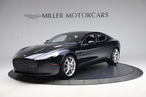 Used 2016 Aston Martin Rapide S Sedan for sale $123,900 at Bentley Greenwich in Greenwich CT 06830 1