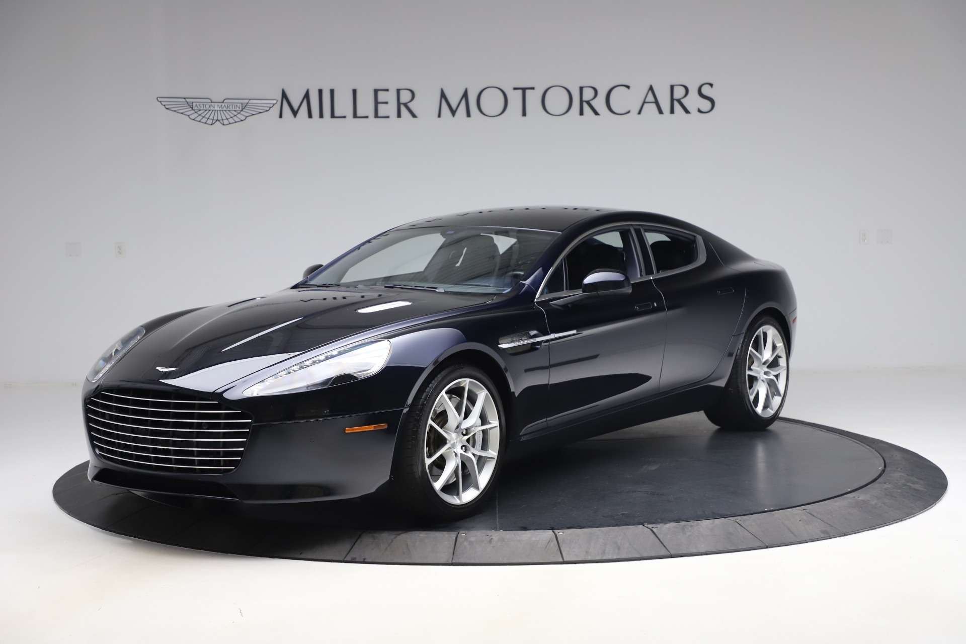 New 2016 Aston Martin Rapide S Base for sale Sold at Bentley Greenwich in Greenwich CT 06830 1