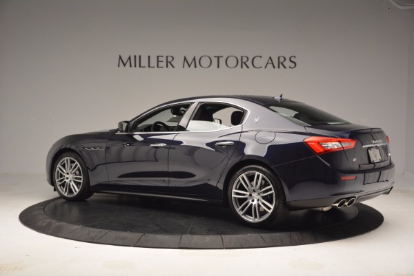 New 2017 Maserati Ghibli S Q4 for sale Sold at Bentley Greenwich in Greenwich CT 06830 4