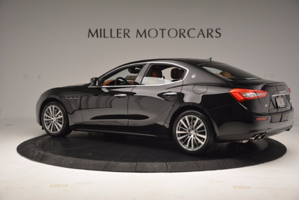 New 2017 Maserati Ghibli SQ4 for sale Sold at Bentley Greenwich in Greenwich CT 06830 4