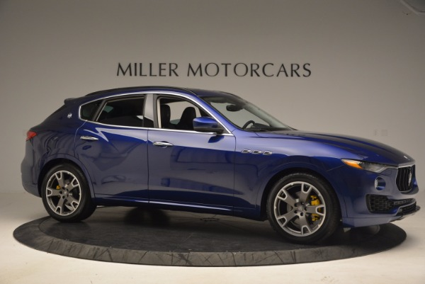 Used 2017 Maserati Levante for sale Sold at Bentley Greenwich in Greenwich CT 06830 10