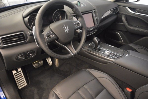 Used 2017 Maserati Levante for sale Sold at Bentley Greenwich in Greenwich CT 06830 13