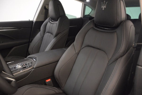 Used 2017 Maserati Levante for sale Sold at Bentley Greenwich in Greenwich CT 06830 15