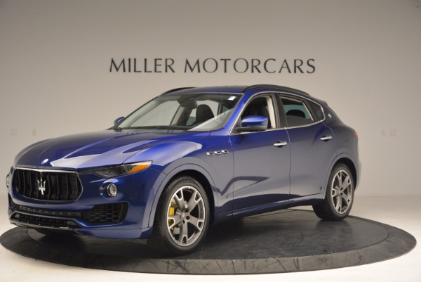 Used 2017 Maserati Levante for sale Sold at Bentley Greenwich in Greenwich CT 06830 2