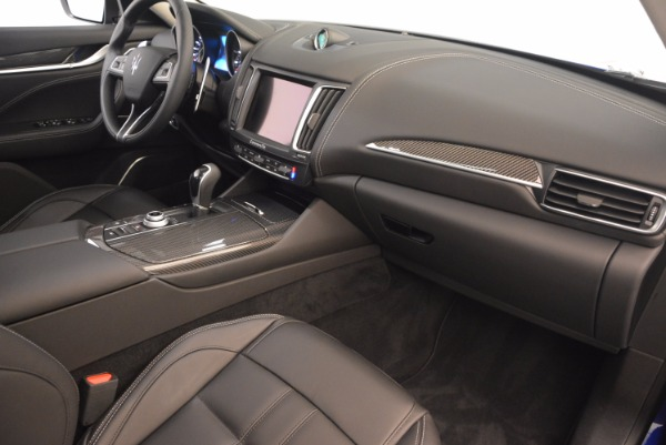 Used 2017 Maserati Levante for sale Sold at Bentley Greenwich in Greenwich CT 06830 21