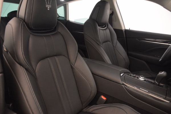 Used 2017 Maserati Levante for sale Sold at Bentley Greenwich in Greenwich CT 06830 23