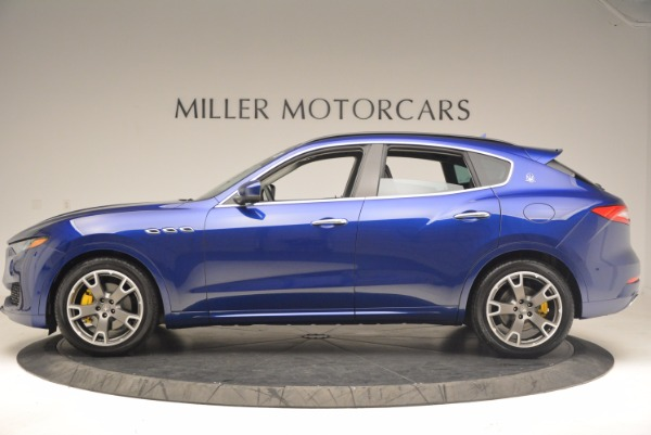Used 2017 Maserati Levante for sale Sold at Bentley Greenwich in Greenwich CT 06830 3