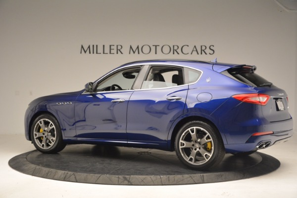 Used 2017 Maserati Levante for sale Sold at Bentley Greenwich in Greenwich CT 06830 4