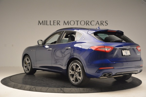 Used 2017 Maserati Levante for sale Sold at Bentley Greenwich in Greenwich CT 06830 5