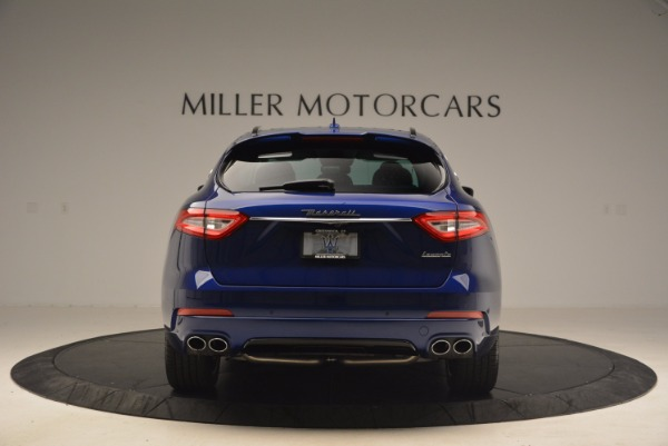 Used 2017 Maserati Levante for sale Sold at Bentley Greenwich in Greenwich CT 06830 6