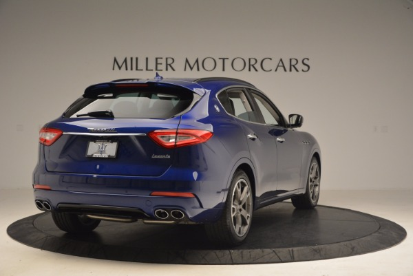 Used 2017 Maserati Levante for sale Sold at Bentley Greenwich in Greenwich CT 06830 7