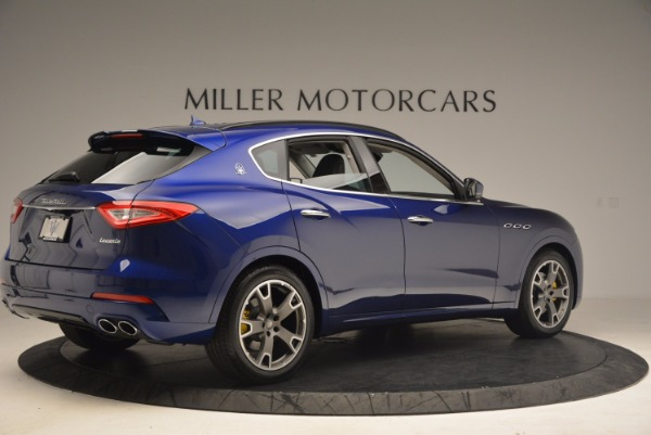 Used 2017 Maserati Levante for sale Sold at Bentley Greenwich in Greenwich CT 06830 8