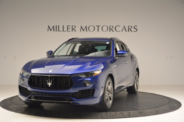Used 2017 Maserati Levante for sale Sold at Bentley Greenwich in Greenwich CT 06830 1