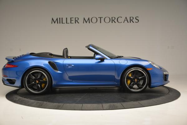 Used 2014 Porsche 911 Turbo S for sale Sold at Bentley Greenwich in Greenwich CT 06830 10