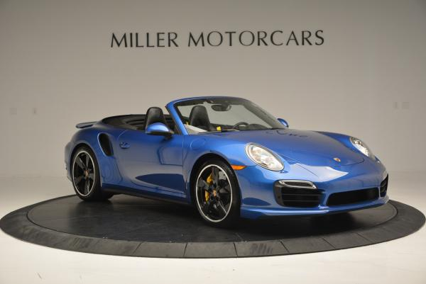 Used 2014 Porsche 911 Turbo S for sale Sold at Bentley Greenwich in Greenwich CT 06830 12