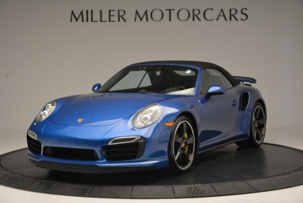 Used 2014 Porsche 911 Turbo S for sale Sold at Bentley Greenwich in Greenwich CT 06830 13