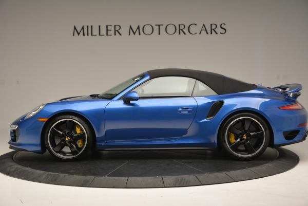 Used 2014 Porsche 911 Turbo S for sale Sold at Bentley Greenwich in Greenwich CT 06830 14