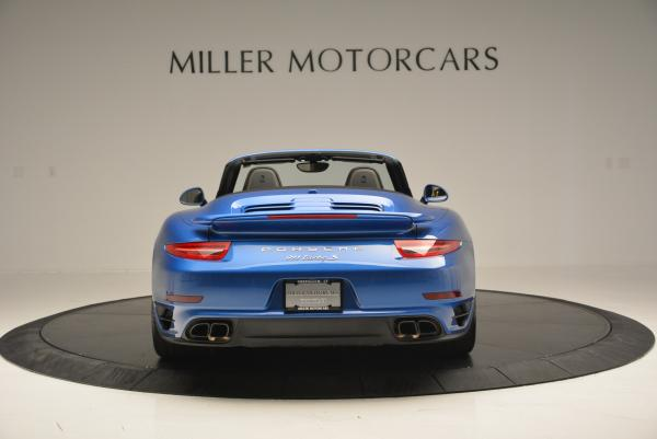 Used 2014 Porsche 911 Turbo S for sale Sold at Bentley Greenwich in Greenwich CT 06830 6