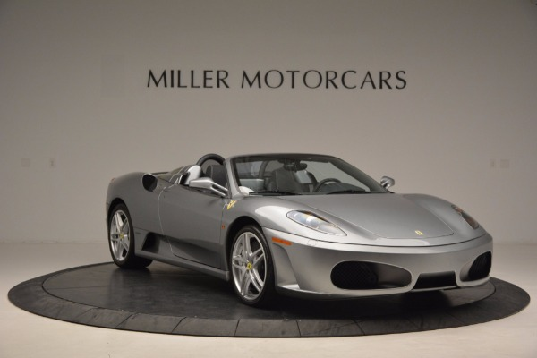 Used 2007 Ferrari F430 Spider for sale $121,900 at Bentley Greenwich in Greenwich CT 06830 11