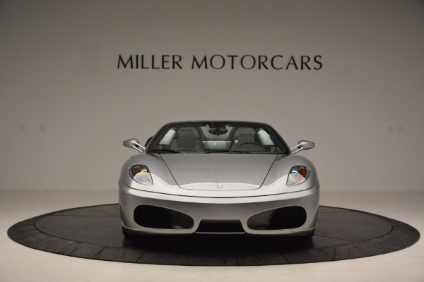 Used 2007 Ferrari F430 Spider for sale $121,900 at Bentley Greenwich in Greenwich CT 06830 12